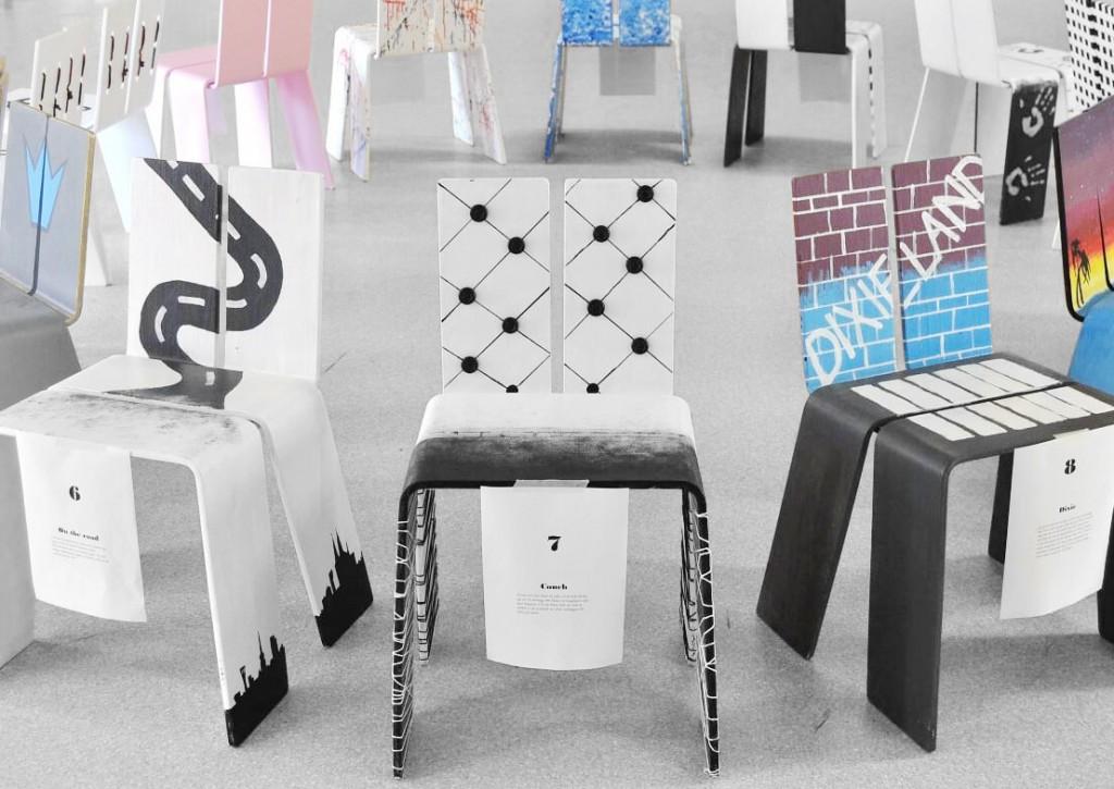 Unika stolar Karlstad
