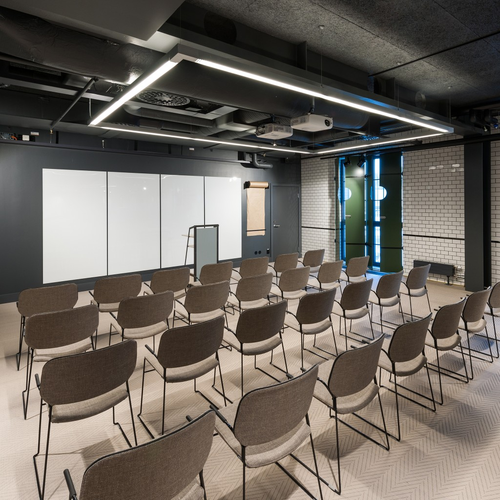 The winery hotel conference room