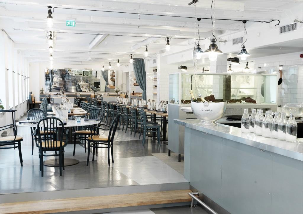 B.A.R., Blasieholmens Akvarium & Restaurang