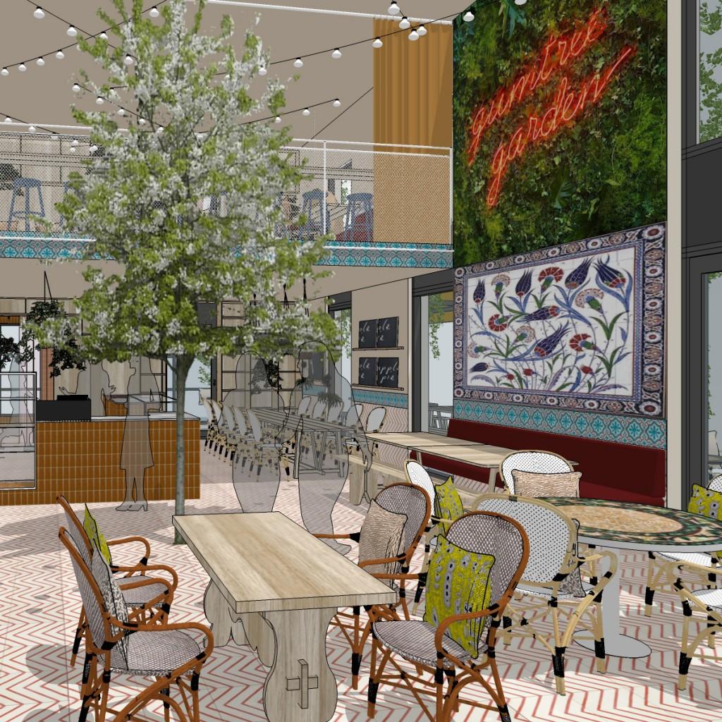 Café Grow Yalla Rinkeby