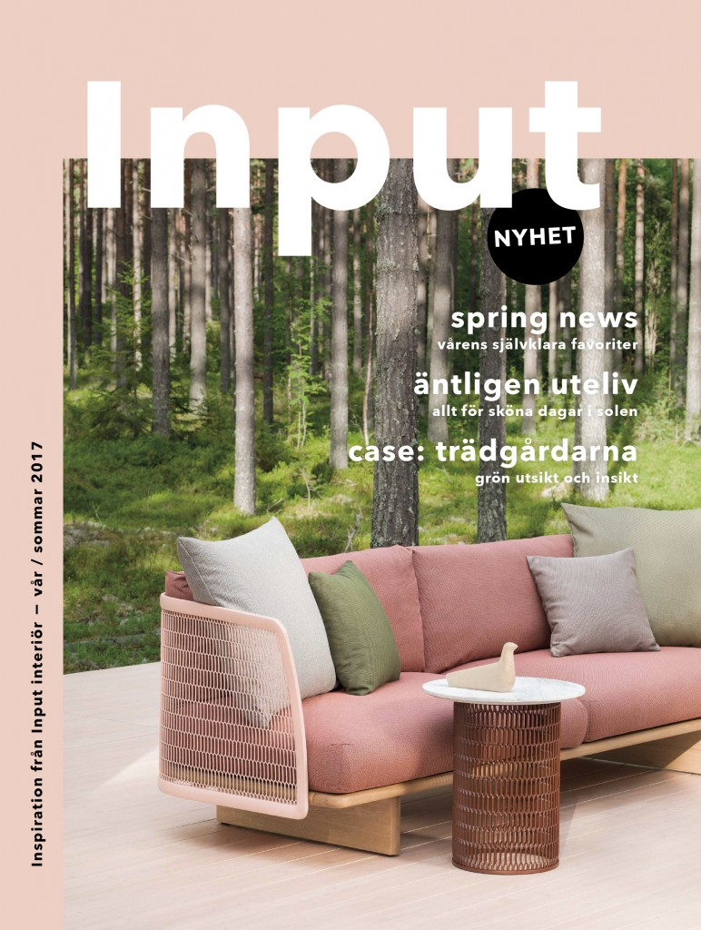 Inputmagasin #2 frontpage swedish version