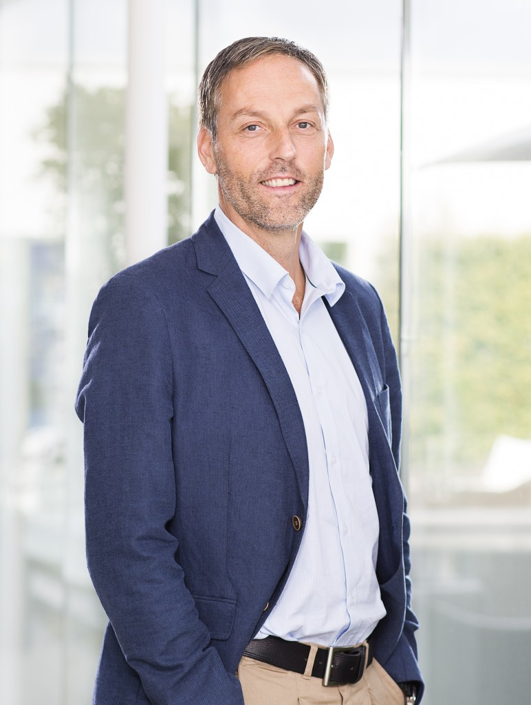 Johan Nilsson, site manager Input interiör Umeå