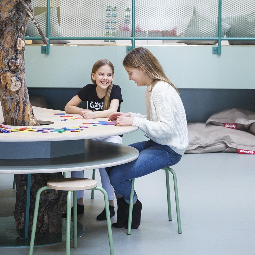 Brogårdaskolan Students
