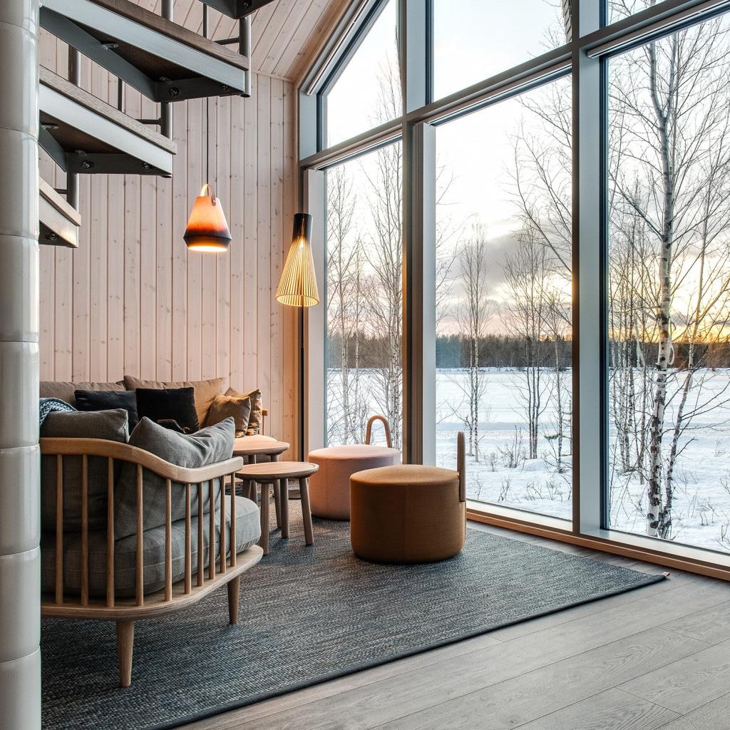 Arctic Bath Lounge