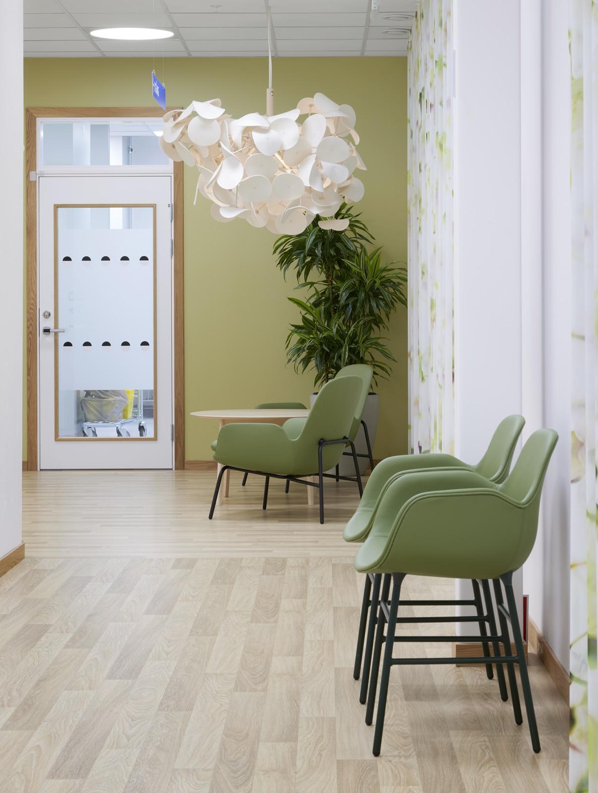 Närhälsan Kongahälla Chairs