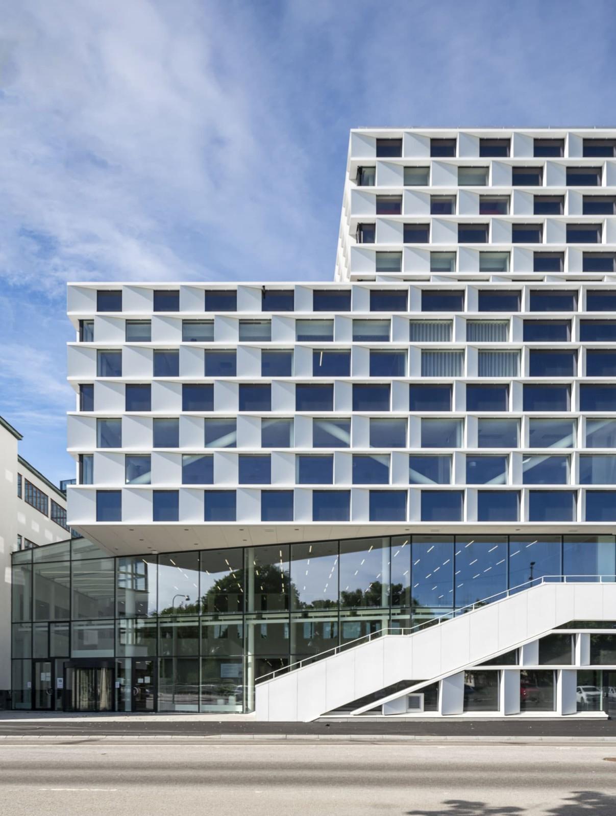 Campus Eskilstuna Exterior