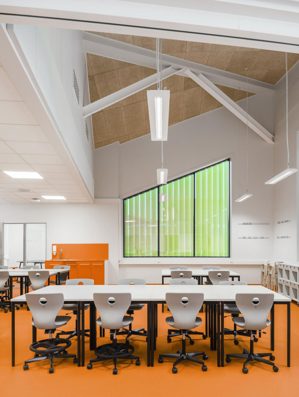 Kirkelund skole Classroom